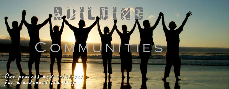 Marketing a nonprofit - building communities