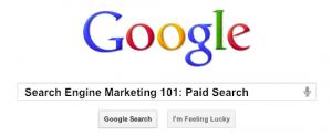 SEM 101: Paid Search
