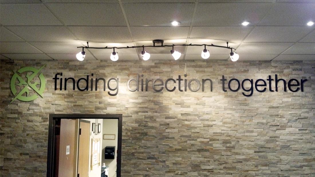 Logo Wall Signage