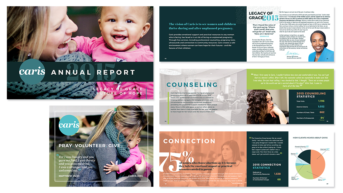 Caris 2015 Annual Report 1