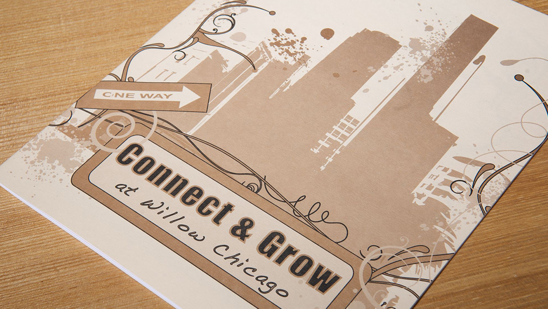 Connect & Grow Catalog Design