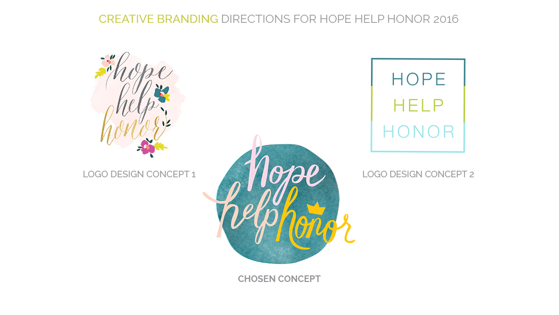 Caris Hope Help Honor 2016 Creative Branding Directions