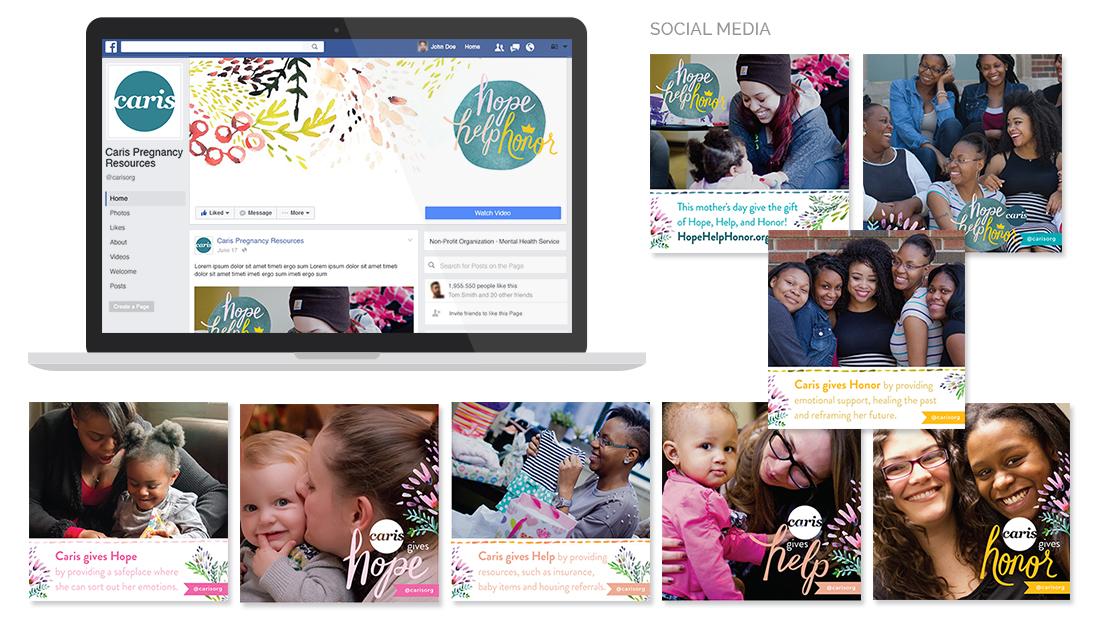 Caris Hope Help Honor 2016 Social Media