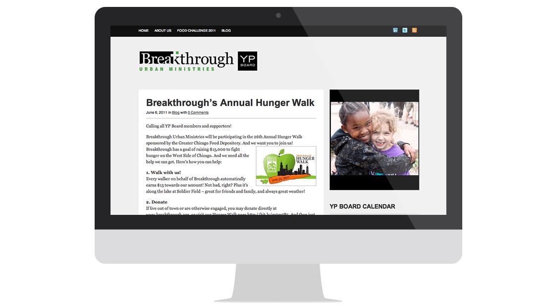 Breakthrough YP