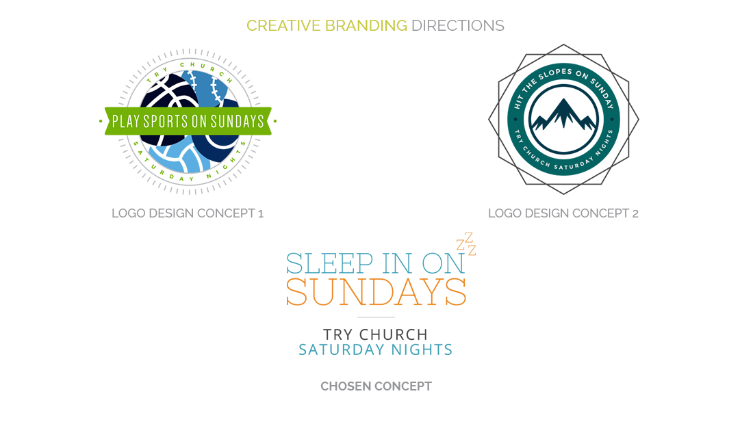 Cherry Hills Community Church Creative Branding Directions
