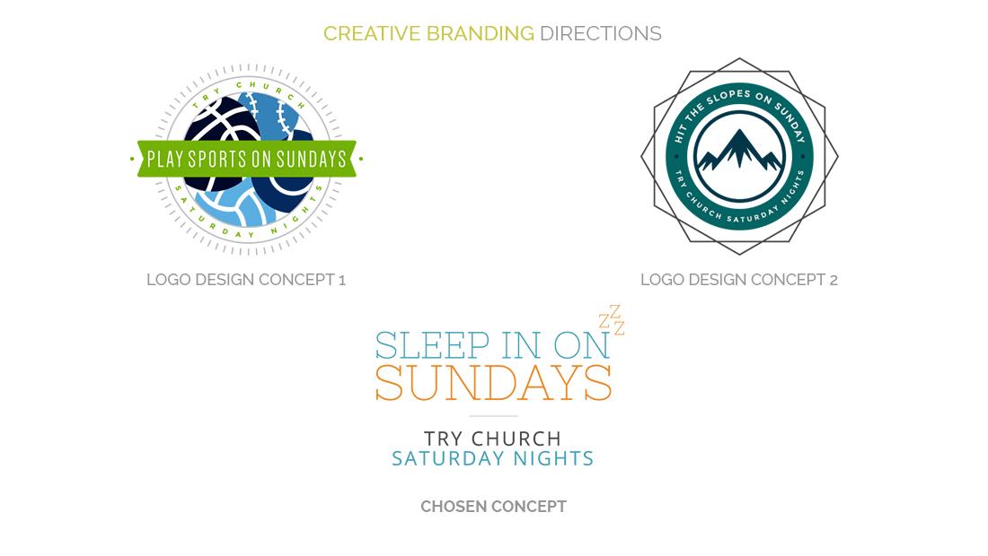 Cherry Hills Community Church Creative Branding Directions