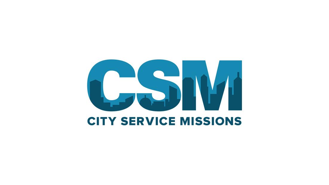 City Service Mission Branding Design