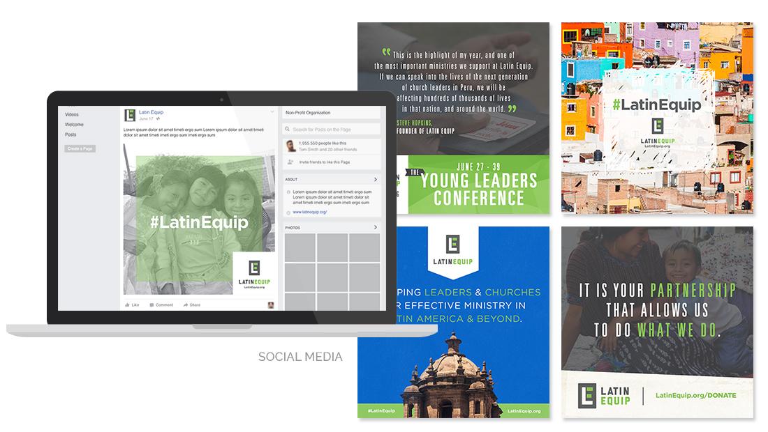 Latin Equip Social Media