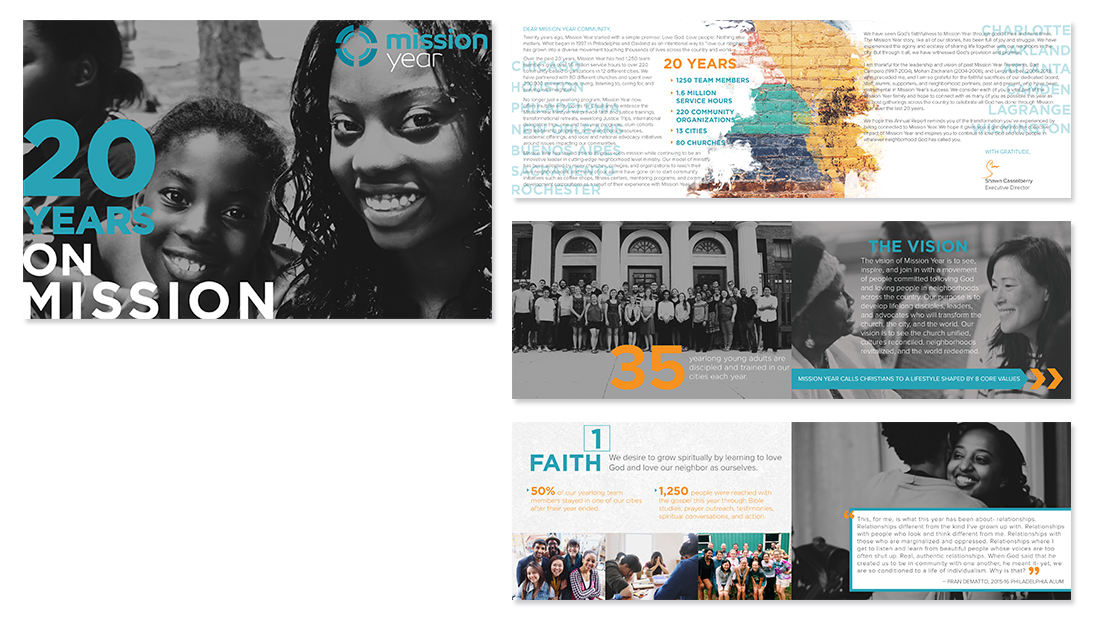 Mission Year Annual Report