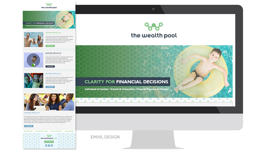 The Wealth Pool Email Template