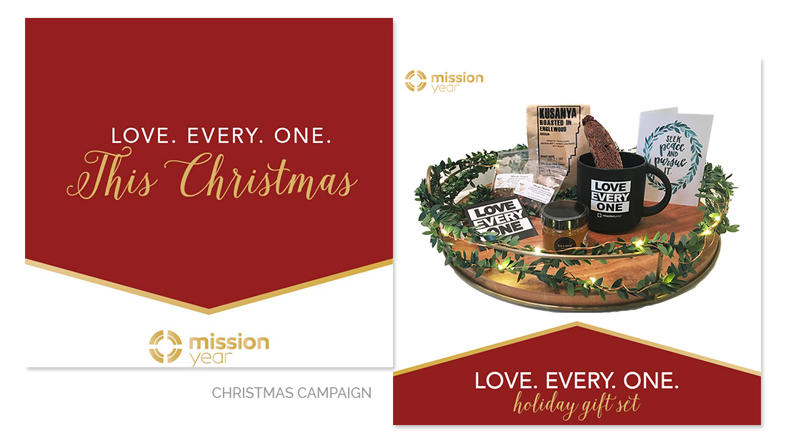 Mission Year Christmas Campaign