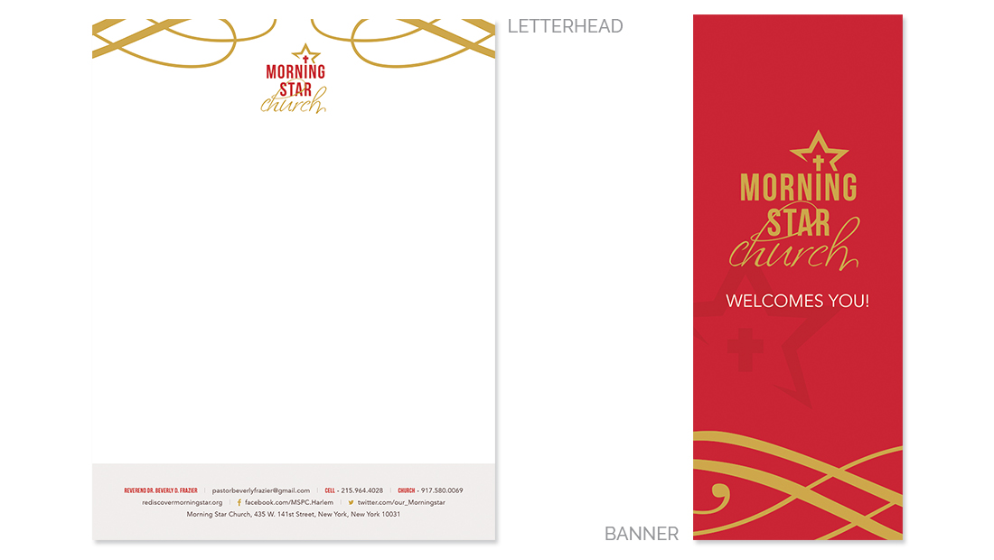 Morning Star Letterhead