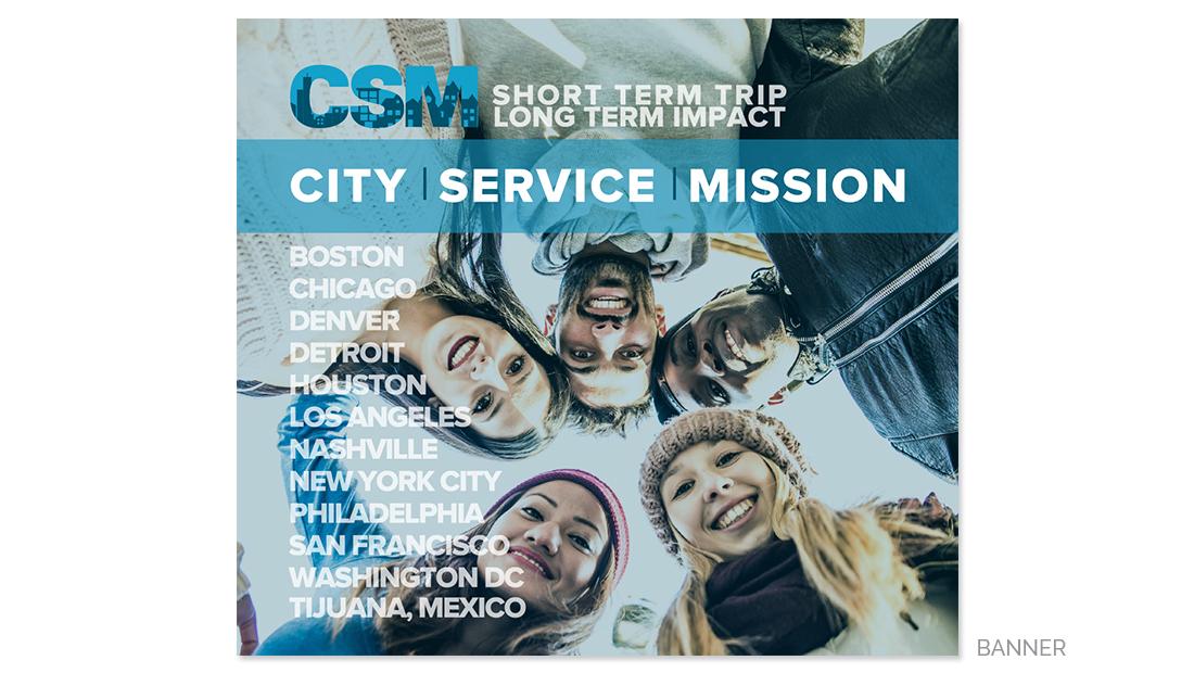 CSM Banner