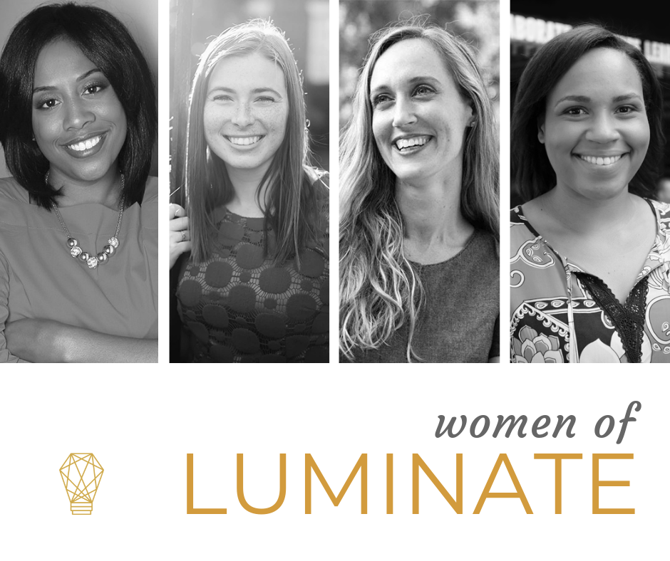 Women of Luminate Marketing
